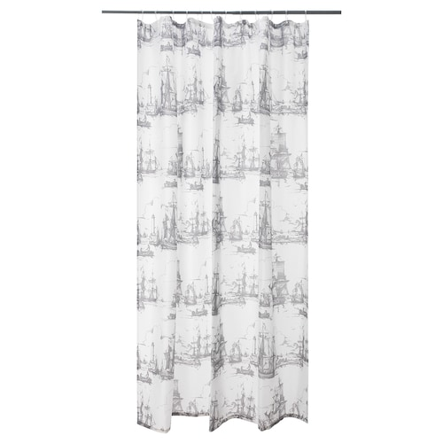 IKEA AGGERSUND Shower curtain