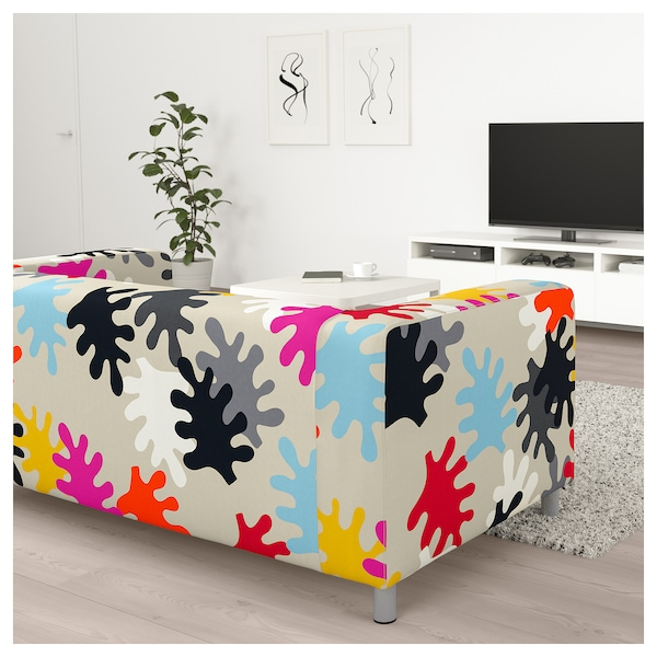 Klippan Loveseat Mattsbo Multicolor Ikea