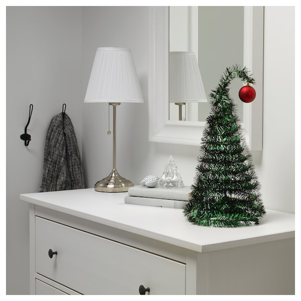 vinterfest dekoration weihnachtsbaum gr n ikea. Black Bedroom Furniture Sets. Home Design Ideas