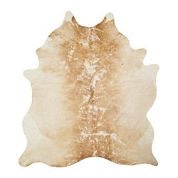 TORSTED cowhide, worn