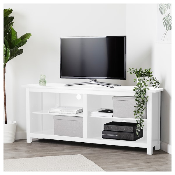 Hemnes Corner Tv Bench White Ikea