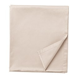 NATTJASMIN sheet, light beige