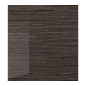 Colour: Patterned high gloss brown.