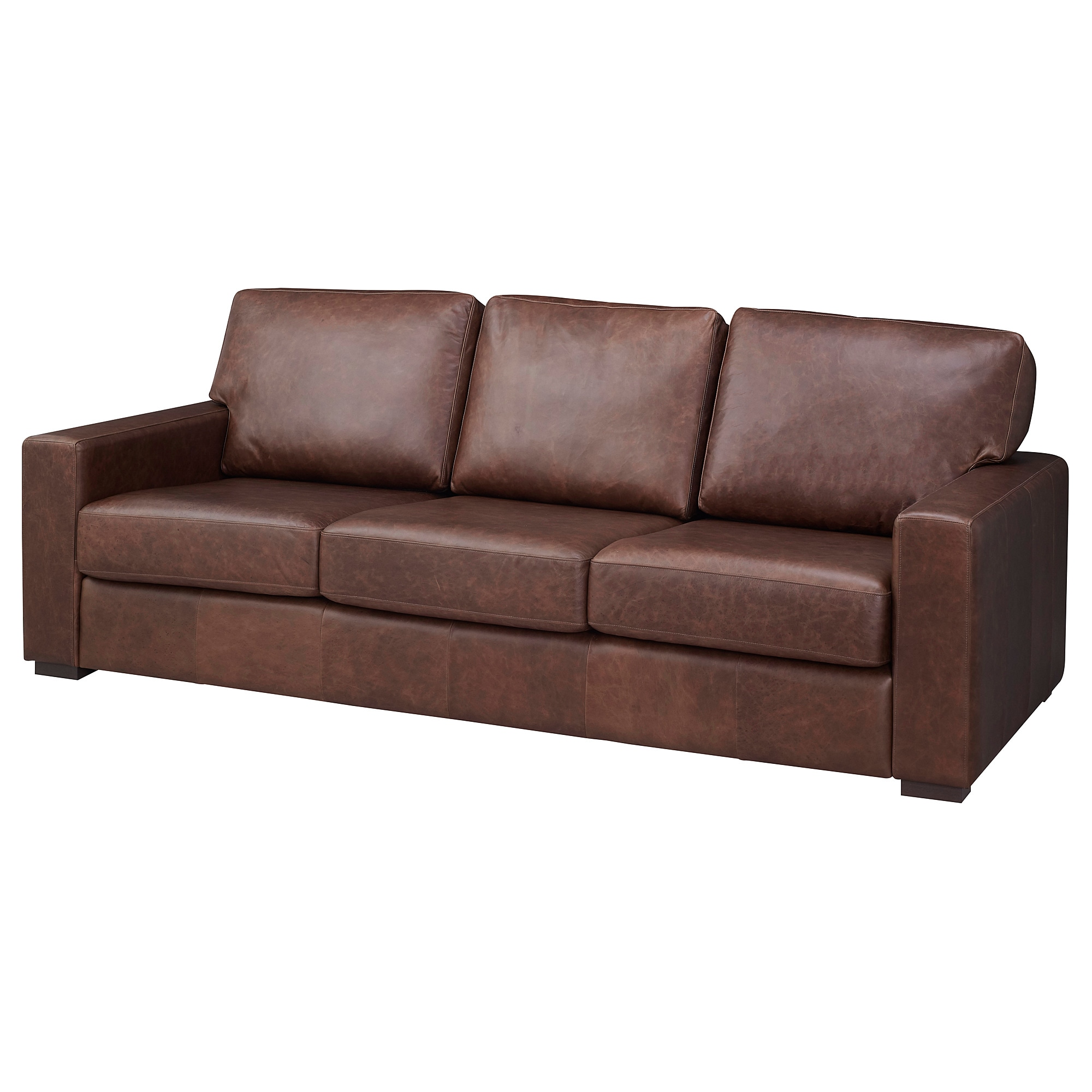 buy leather sofa leather couch leather armchairs online ikea rh ikea com