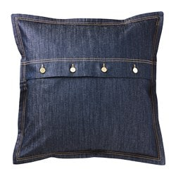 SISSIL cushion cover, blue