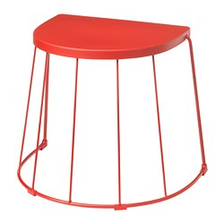 TRANARÖ Stool/side table, in/outdoor