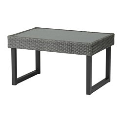 SOLLERÖN Coffee table, outdoor