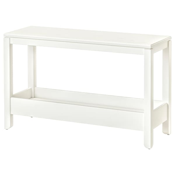 Fine Havsta Console Table White Download Free Architecture Designs Estepponolmadebymaigaardcom
