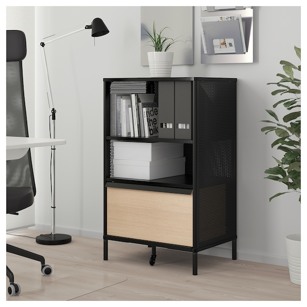 tjena kasten mit deckel wei ikea. Black Bedroom Furniture Sets. Home Design Ideas
