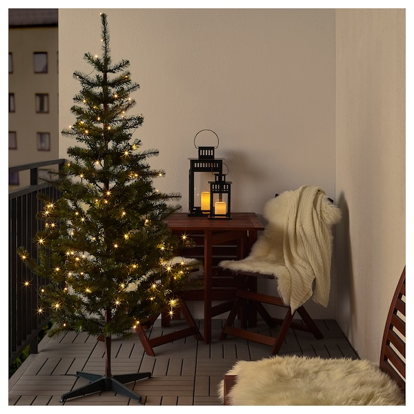 vinterfest kunstpflanze drinnen drau en weihnachtsbaum. Black Bedroom Furniture Sets. Home Design Ideas