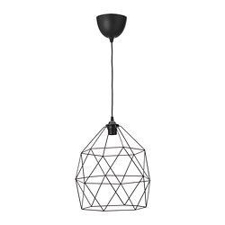 BRUNSTA /  HEMMA suspension, noir