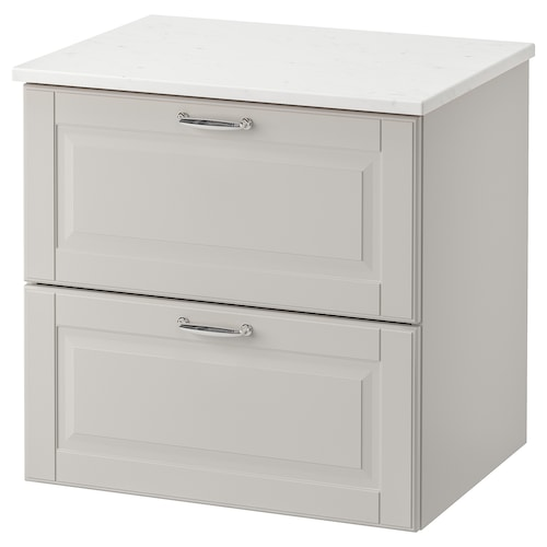IKEA GODMORGON / TOLKEN Sink cabinet with 2 drawers