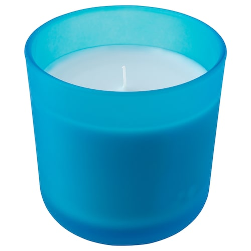 IKEA SOMMAR 2019 Scented candle in glass