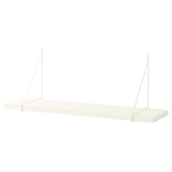 Wall Shelf Bergshult Pershult White