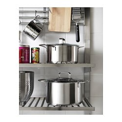 Ikea 365 Pot With Lid Stainless Steel Gl