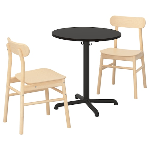 IKEA STENSELE / RÖNNINGE Table and 2 chairs