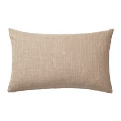 HILLARED cushion cover, beige