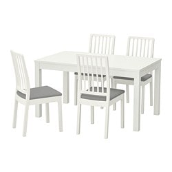 BJURSTA /  EKEDALEN Table and 4 chairs