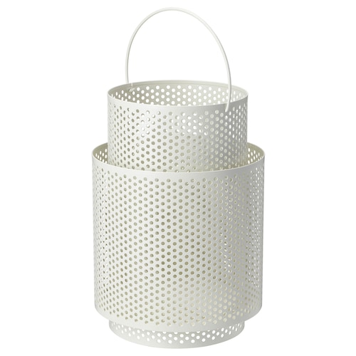 IKEA BEHÄRSKA Lantern for block candle