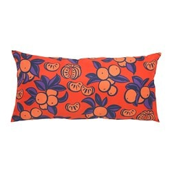SOLGLIMTAR cushion, orange