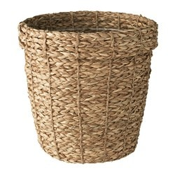 VALLMOFRÖN plant pot, seagrass