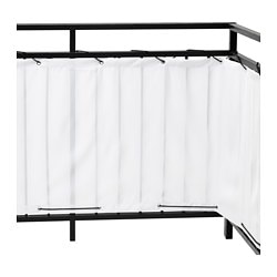 DYNING Balcony privacy screen $14.99