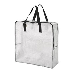DIMPA storage bag, transparent