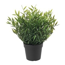 FEJKA artificial potted plant, in/outdoor House bamboo