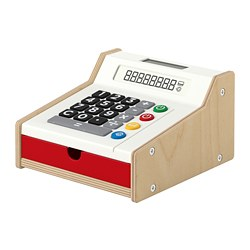 DUKTIG Toy cash register
