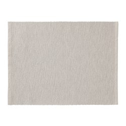 MÄRIT place mat, grey-beige