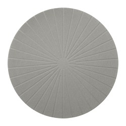 PANNÅ place mat, grey