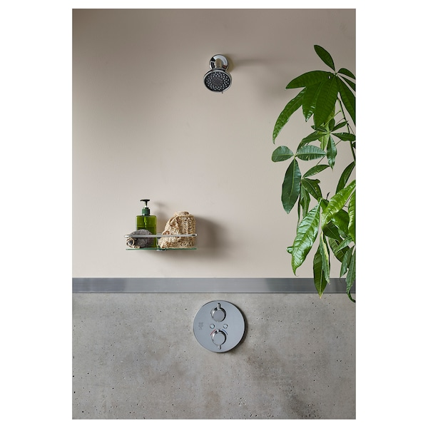 IKEA VOXNAN Showerhead with thermostatic faucet