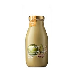 MUNSBIT oat smoothie, apple pear