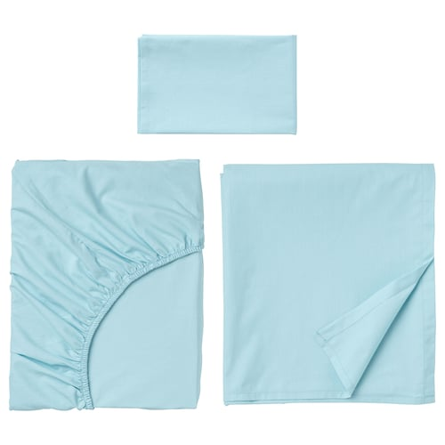 Ikea Dvala Sheet Set