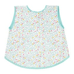 SPRUDLA children's apron, dotted