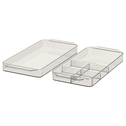 IKEA GODMORGON Storage unit, set of 2