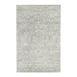 RINGIVE rug, low pile, blue
