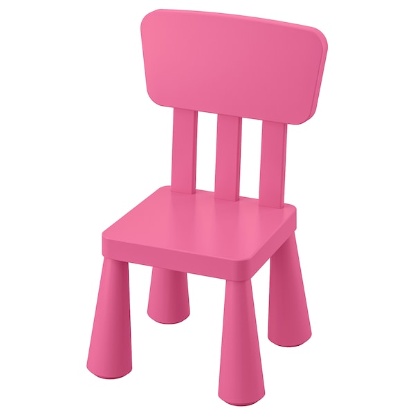 Children S Chair Mammut In Outdoor Pink