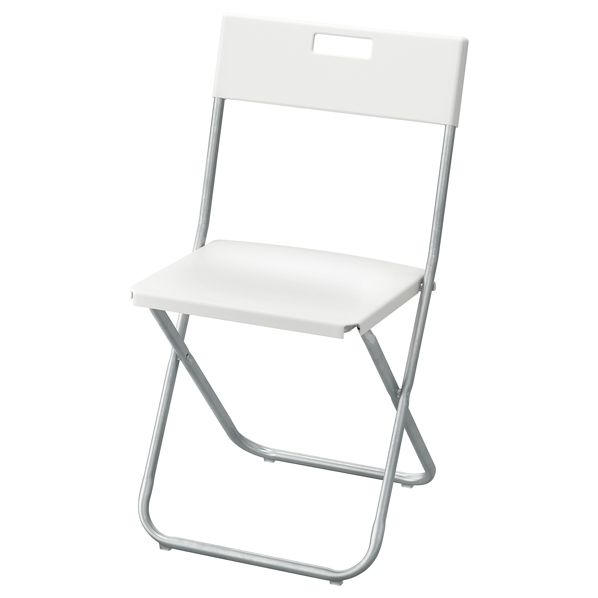 Folding Chair Gunde White