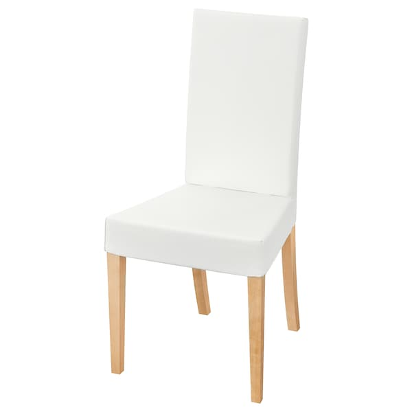 Chaise Harry Bouleau Blekinge Blanc