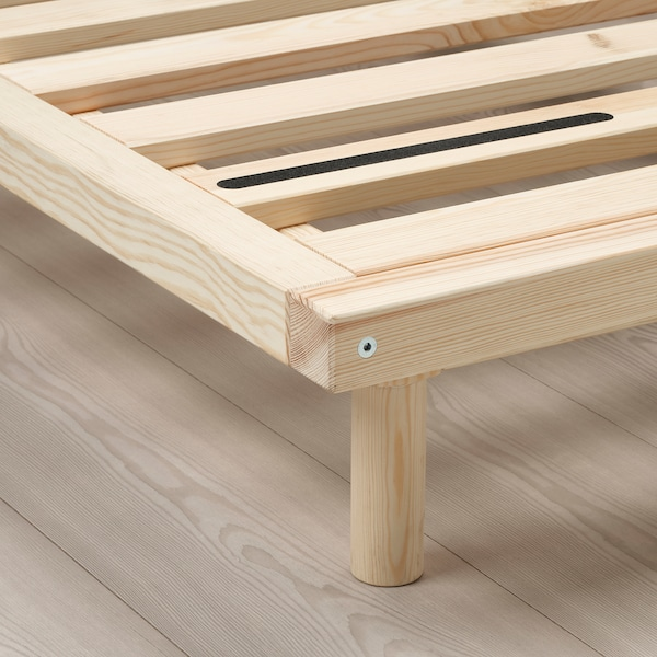 Day Bed Frame Markerad Pine