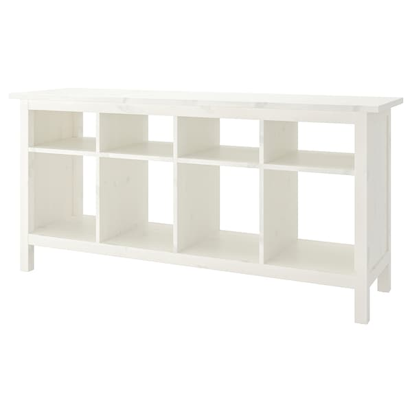 Console Table Hemnes White Stain
