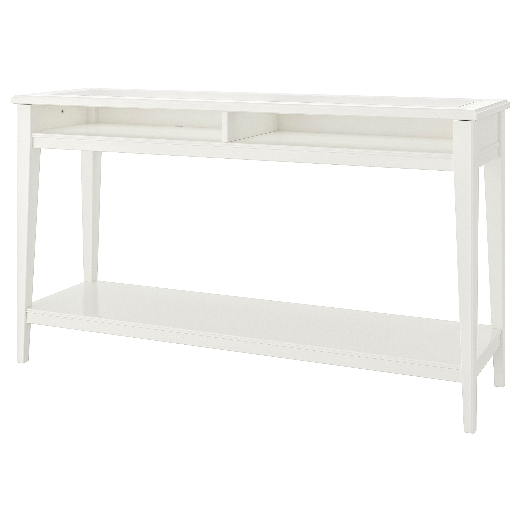 Astounding Liatorp Console Table White Glass Download Free Architecture Designs Estepponolmadebymaigaardcom