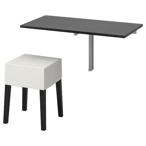 IKEA BJURSTA / NILS Table and 1 stool