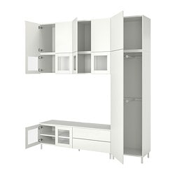 PLATSA media storage combination