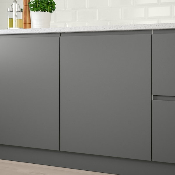 Voxtorp Door Dark Gray