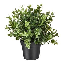 FEJKA artificial potted plant, oregano