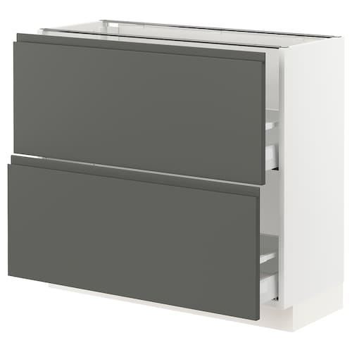 IKEA SEKTION Base cabinet with 2 drawers
