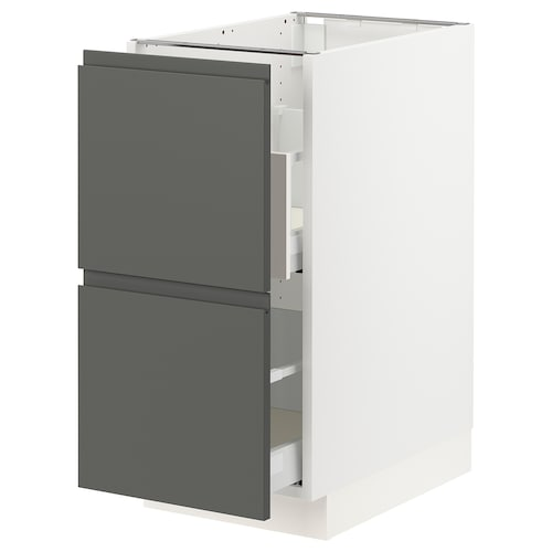 IKEA SEKTION Base cabinet for recycling