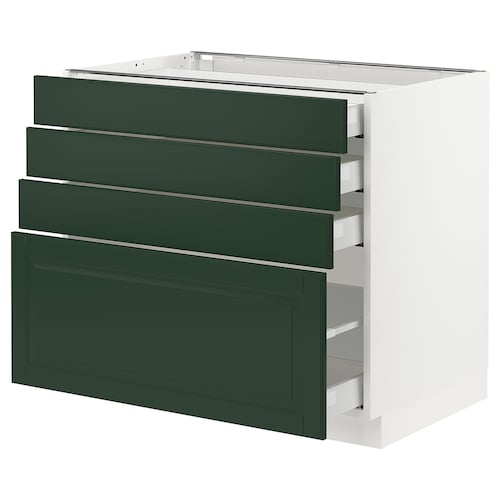 IKEA SEKTION / MAXIMERA Base cabinet with 4 drawers